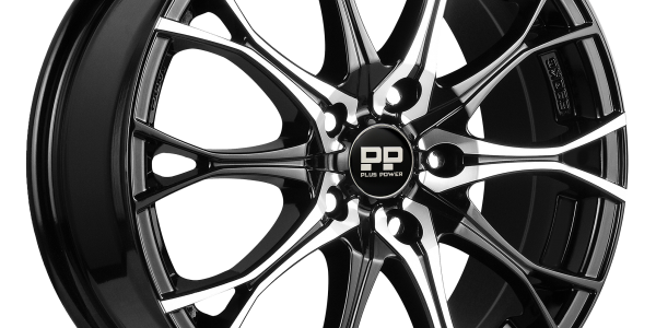 Urban Wheels City Black de PP Wheels